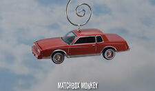 1982 Chevrolet Monte Carlo Custom Christmas Ornament Jessie Pinkman Breaking Bad