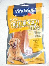 Vitakraft 14096 Pure Chicken Hühnerfleischstreifen, 80g