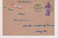 Berlin-Brandenburg, Mi. 7A, 2A (2), Orts-R-Spandau, 2.12.46