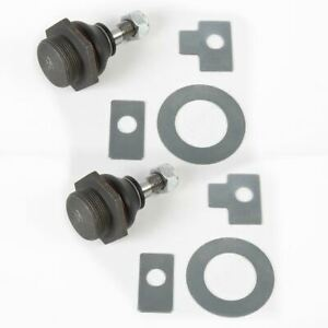 Genuine Fits Rover MG TF Front Suspension Upper Ball Joints x2