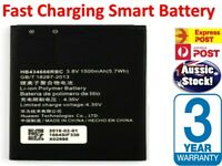Replace Battery for Vodafone Pocketwifi 4G Wifi Modem Huawei R216 HB434666RAW