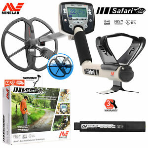 BRAND NEW! Minelab Safari Metal Detector with FULL WARRANTY!! BLOW OUT SPECIAL!!