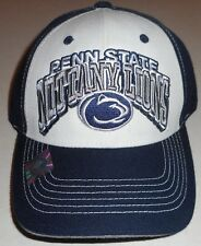 low priced 0c77e 0e2a4 Top of The World Men s Penn State Nittany Lions White Crew Adjustable Hat