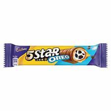 Cadbury 5 Star Oreo Chocolate Bar 42 grams - with a twist of Oreo!!