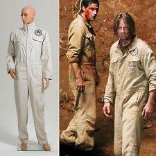 Lost cosplay Dharma Initiative Jumpsuit Costume Uniforme Vestito Tuta*Su Misura*