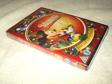 DVD Movie Walt Disney Mickey's Once Upon A Christmas