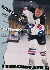 1995 UPPER DECK BE A PLAYER WAYNE GRETZKY PROMO