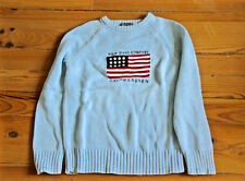 nice sweater USA FLAG boy RALPH LAUREN size 12/14 years (M) ALMOST NEW