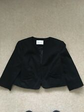 Kaliko Ladies Black Evening/Party/Smart Jacket Size 12