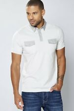 Firetrap Fashion Polo Shirt. Size M. (618)