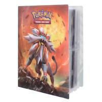 Pokemon Ordner Solgaleo Sammelalbum 240 Karten Portfolio Neu und OVP