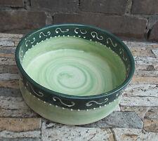 "Bowl Feeding Bowl Ceramic Plate for Dog "" Solo """