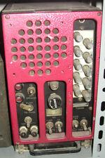 radio ricevitore surplus signal corps USA carro armato - II guerra mondiale