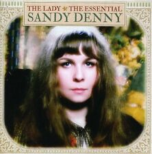 Sandy Denny - Lady: The Essential Sandy Denny [New CD]