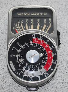 Weston Master IV