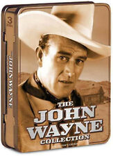The John Wayne Collection, Collector's Edition 3 DVD Set in Collector's Tin NEW