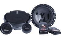 "Memphis Audio 6.75"" Component Speaker System Set *PRX60C"