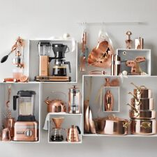 Williams Sonoma Copper Bar Tools Set