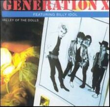 Generation X Valley of The Dolls Us Lp