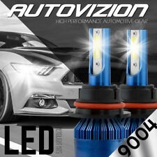 AUTOVIZION LED HID Headlight kit 9004 HB1 6000K 1985-1989 Subaru GL-10
