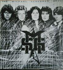 "MICHAEL SCHENKER GROUP - 12"" Vinyl Album - MSG - 1980 - Chrysalis"