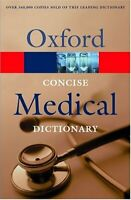 (Very Good)-Concise Medical Dictionary (Oxford Paperback Reference) (Paperback)-