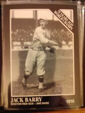 1991 The Sporting News Conlon Collection #139 Jack Barry