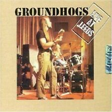 GROUNDHOGS - LIVE AT LEEDS - NEW