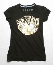 Kitson Tee (XS) Black