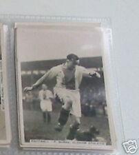 #68 CALCIO P Burke Oldham Athletic carte sigaretta