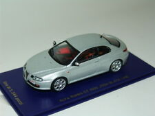 1 ALFA ROMEO GT 1900 JTDM BLACKLINE 2007 GRIGIO 1:43 M4