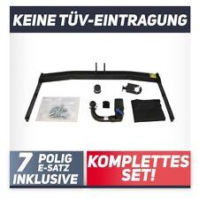 Für Volkswagen VW Touran I 1T 03-15 Anhängerkupplung abnehmbar+E-Satz 7p
