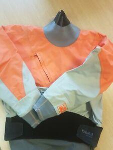 Kokatat Hydrus Stoke XL Dry Jacket Whitewater Kayak