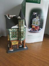 New ListingDept 56 Wintergarten Cafe Christmas In The City #56.58948 German Micro Brewery