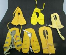 G.I. Joe or other action figure accessories - Group of Life Vests            (7