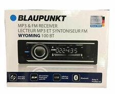 "Blaupunkt Mp3 & Receiver with Bluetooth (Wyoming100Bt) - Missing Accessori 00006000 Esâ""¢"