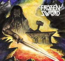 FROZEN SWORD- same LIM.+NUMB. 250 LP swiss epic metal ala WARLORD, EXCELSIS