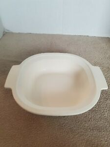 Vintage Beige Rubbermaid Microwave Stack Cookware #5151. 1 Quart Replacement
