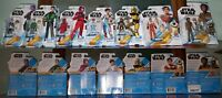 "Star Wars Resistance Animated Series 3.75"" Complete Set 19 Action Figures"