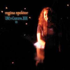 REGINA SPEKTOR - LIVE IN CALIFORNIA 2006 CD - NEW