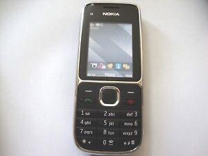 NOKIA C2-01 MOBILE PHONE NO SIMLOCK ORIGINAL PHONE & MAINS PLUG