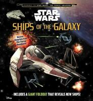 Star Wars: Ships of the Galaxy by Harper, Benjamin New Book