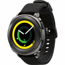Samsung Gear Sport Black Smart Watch for Galaxy By FedEx