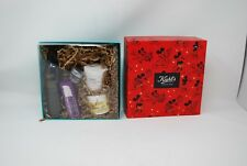 KIEHLS Disney Mickey Mouse Soothing Sleep Set Neiman Marcus Midnight Recovery