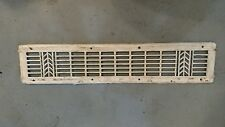 Reclaimed Vintage Deco Vent/Cold air return from Louis Schwitzer Mansion