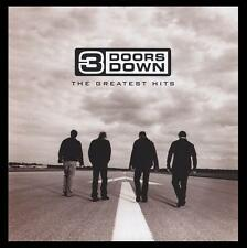 3 DOORS DOWN - THE GREATEST HITS CD ~ KRYPTONITE~AWAY FROM THE SUN BEST OF *NEW*