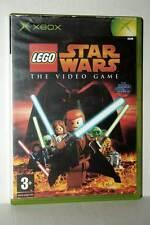LEGO STAR WARS THE VIDEO GAME GIOCO USATO XBOX EDIZIONE ITALIANA PAL FR1 42456