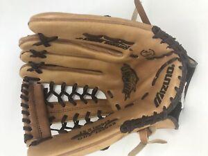 "New Mizuno Diamond Pro GDP1250S2 12.5"" Baseball Fielding Glove RHT"