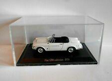 Die cast 1/43 Modellino Auto Fiat 1200 Cabriolet 1959