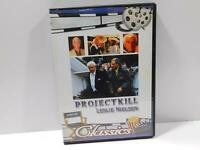 Project Kill (DVD movie, 2007) Gary Lockwood and Nancy Kwan,Leslie Nielson